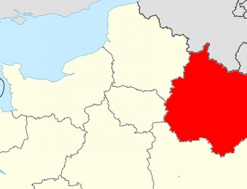 Evénements par régions: le Grand Est