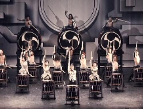 A propos de «Japonismes 2018»  et de Drum Tao