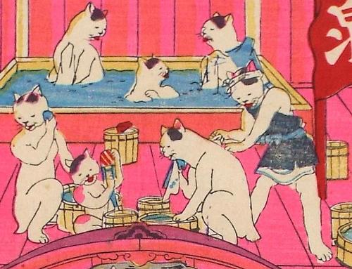 L'estampe japonaise de l'époque Bakumatsu à la fin de l'ère Meiji