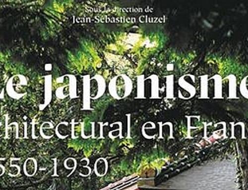 Le Japonisme – L'architecture japonaise par J-S. CLUZEL